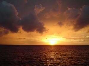 solnedgang-oresund